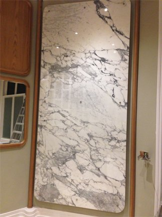 Arabescato Marble - kitchen installations and worktop installations