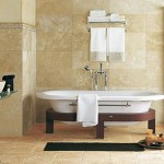 Versatile and elegant granite bathrooms