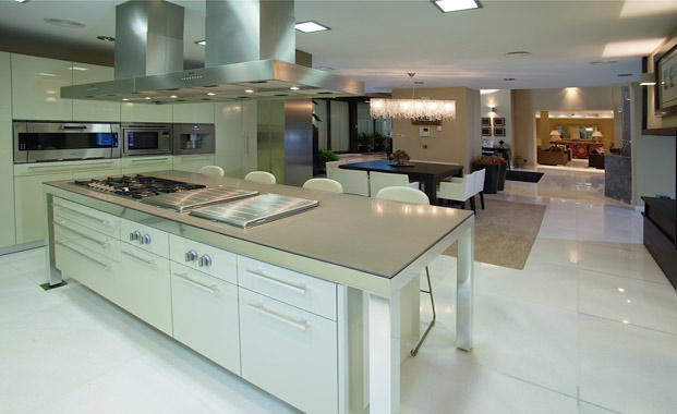 Quartz worktops Sussex