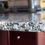 Granite worktops can easily be repaired or renovated
